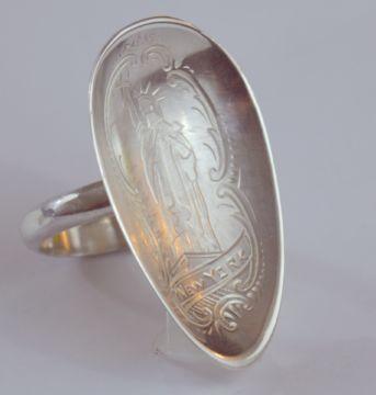 Hd New York Ring
